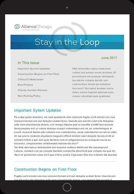 Email Marketing eNewsletter